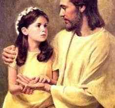 Photo of أجمل حضن، حضن يسوع