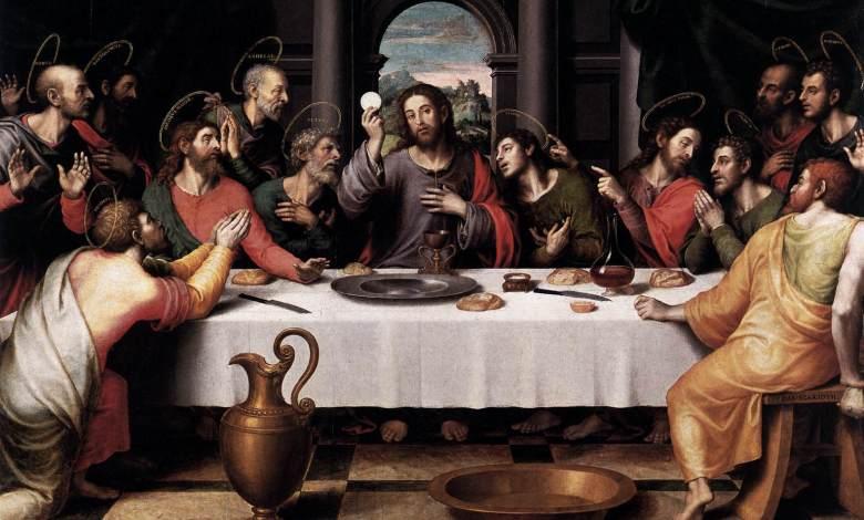 Photo of خميس الأسرار أو ما يسمى ليلة العشاء السري
