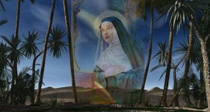 تساعية القديسة ريتا شفيعة الأمور المستحيلة