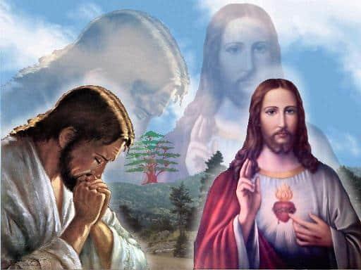 مسبحة قلب يسوع الأقدس - فيديو