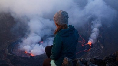 Inside Nyiragongo - Watch the Most Dangerous Volcano in the World