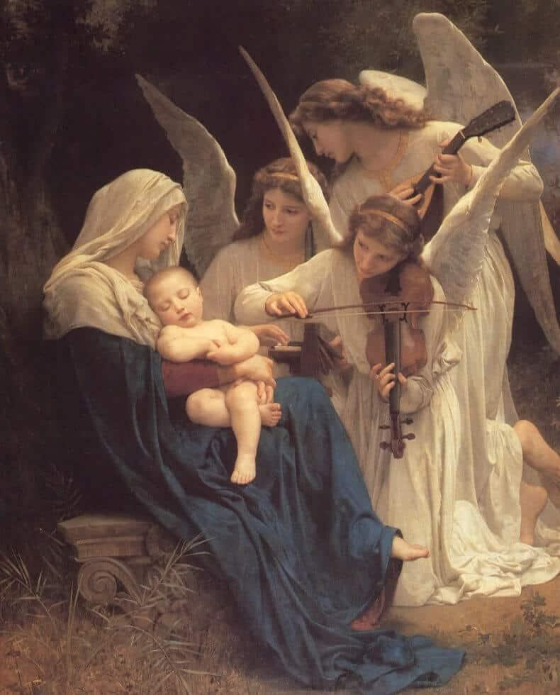 ترنيمة بميلادك يا ربي تكبر المحبةتنمحي الخطايا بكل الدني - ماجدة الرومي