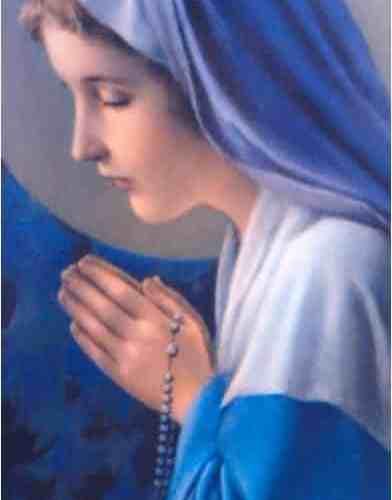 أقوال أباء الكنيسة القديسين جيروم، ثيؤدوسيوس، أمبروسيوس عن الأم الطاهر مريم العذراء