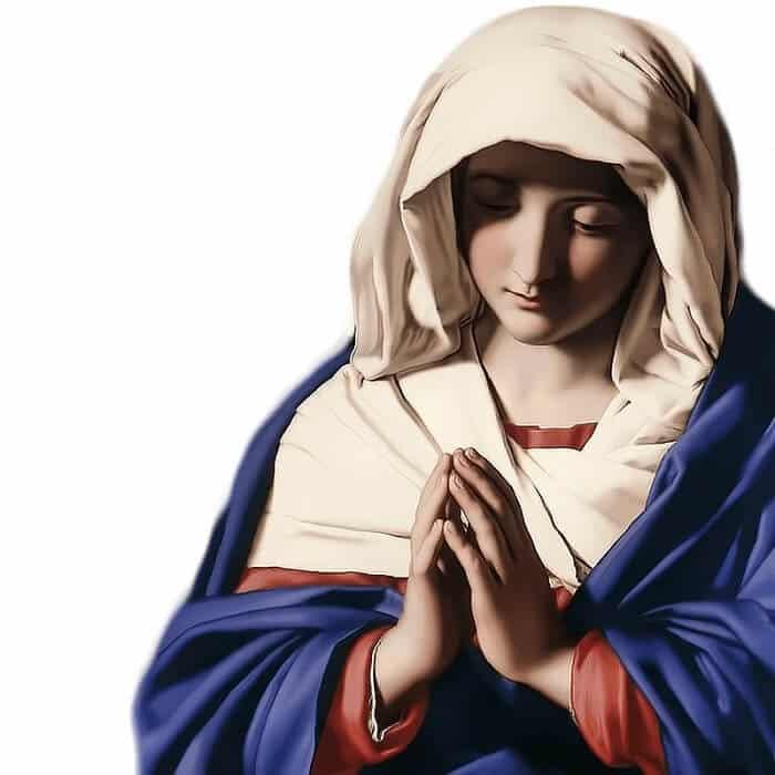 صلاة تساعية مريم أم الخلاص لحل العقد والمشاكل