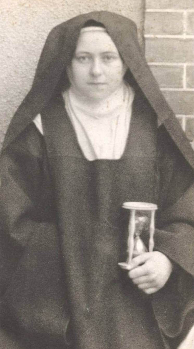 Real St. Therese of the Child Jesus Pictures Taken By Her Sister Selena-39