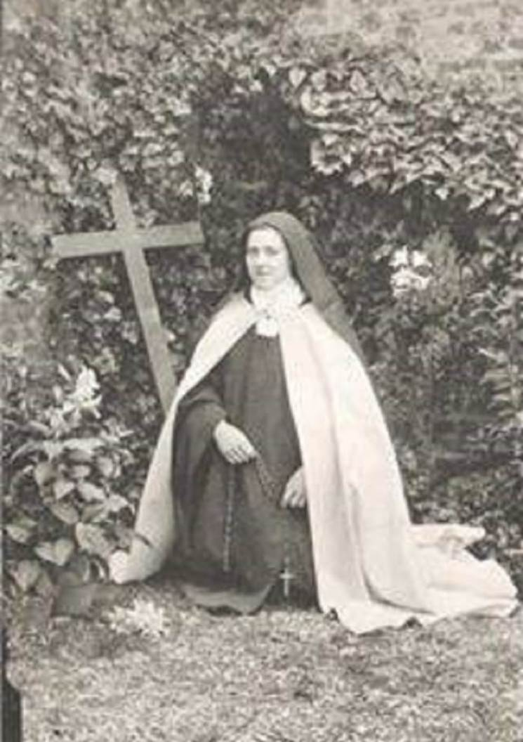 Real St. Therese of the Child Jesus Pictures Taken By Her Sister Selena-4