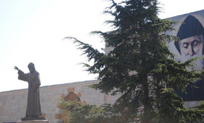 مار شربل يا ابن لبنان يا رمز الشهادة والايمان