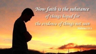 Photo of آيات عن الإيمان Faith من الكتاب المقدس عربي إنجليزي