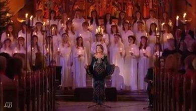 Photo of ترنيمة يا مريم البكر بصوت المغنية السويدية ماريان هولمبو