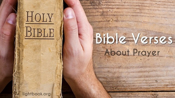 Bible Verses about Prayer ( 3 )What Does the Bible Say about Prayer?
