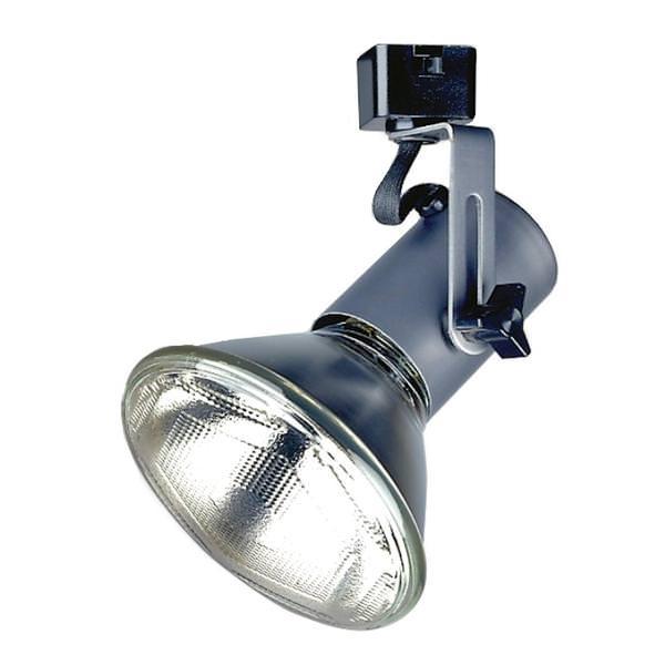 contech lighting 60317 par lamp white cylinder track light contech short neck par lamp white