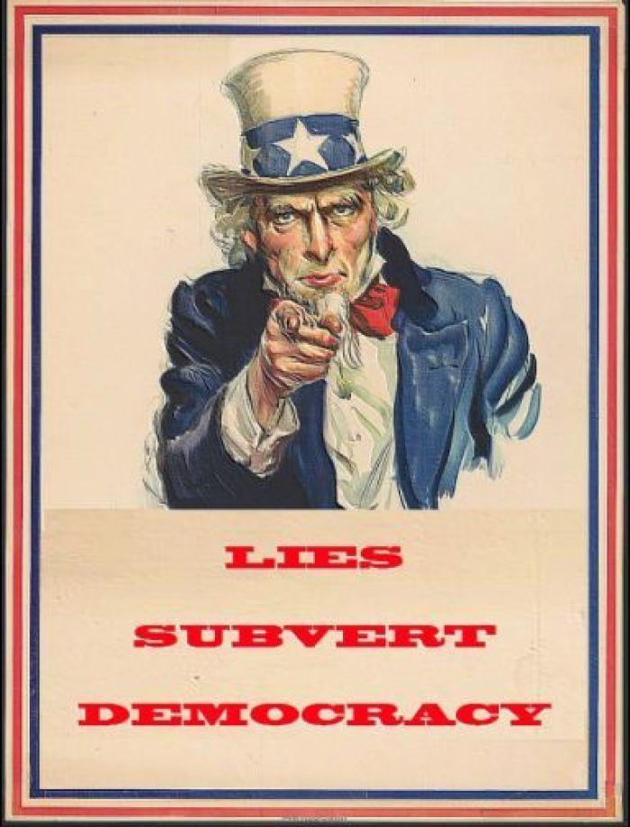 Lies Subvert Democracy