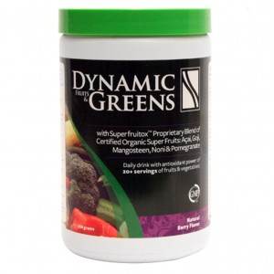 Dynamic Greens - Nutritional Product