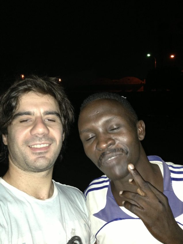 Khartoum - Friend companion