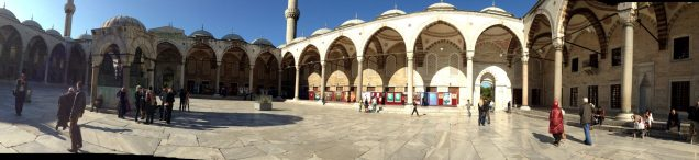 Istambul, Mosque of Saint Sofia - 2
