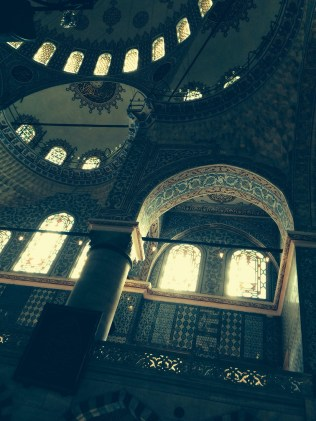 Istambul, Mosque of Saint Sofia - Internal 1