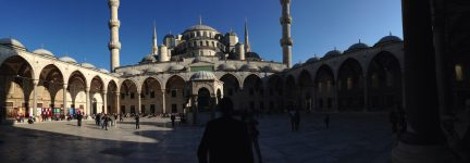 Istambul, Mosque of Saint Sofia - 1