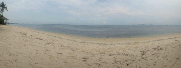 Tanjung Pinang - The beach