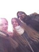 Train of magic people pt.2 - 12 - Irina, Alina and me