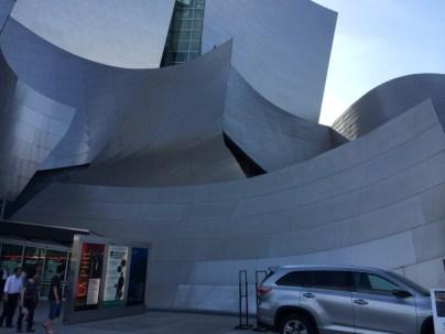 Los Angeles - 4 - Walt Disney concert hall