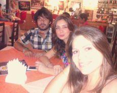 Santa Cruz - 3 - Me, Daniela & Tamili (Brazilian friends)