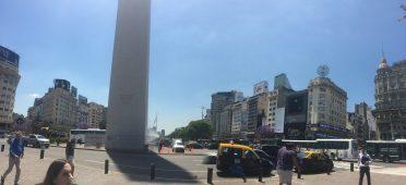 Buenos Aires - 2 - Plaza de la República