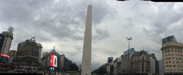 Buenos Aires - 21 - El obelisco de Buenos Aires - Plaza de la República