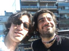 Buenos Aires - 26 - Leo & me