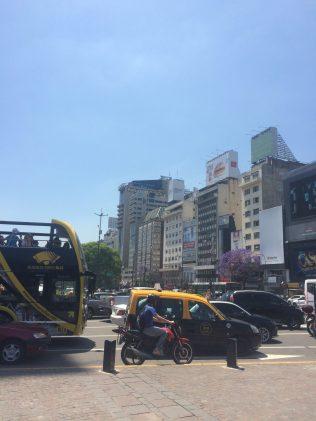 Buenos Aires - 4 - Plaza de la República