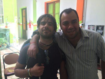 Buenos Aires - 6 - Pablo & me