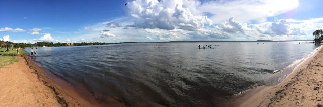 Asuncion - 26 - Ypacarai Lake