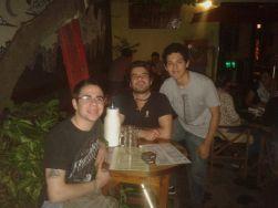 Asuncion - 4 - Daniel, me & Ariel