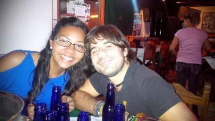 Caracas – 30 – Yoandra & Me