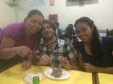 Caracas - 7 - Mariana, me & Yoandra