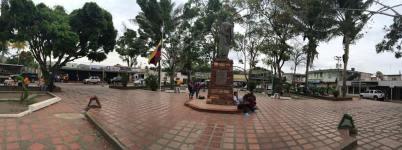 Santa Elena – 1 – Plaza Simon Bolivar