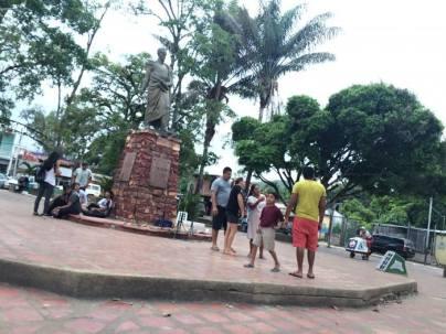 Santa Elena – 6 – Plaza Simon Bolivar