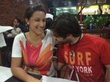 Venezuela-15-–-Caracas-Jennifer-and-me