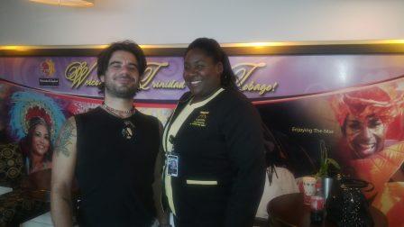 Trinidad & Tobago - 5 - Me & Jamila