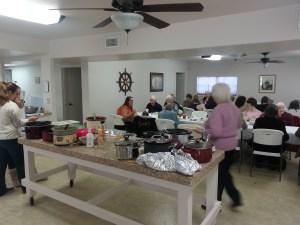 Pot Luck Lunch @ Lighthouse Fellowship of Friends Church | League City | Texas | United States