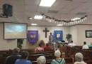 Guest Rev. Hall Speaks