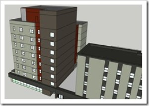 The Lighthouse Supported Living's East Tower