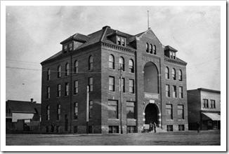 The Empire Hotel in Saskatoon