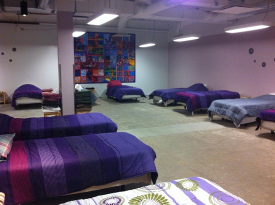 The Lighthouse Women's Emergency Homeless Shelter