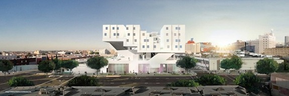 Affordable Housing in Skid Row