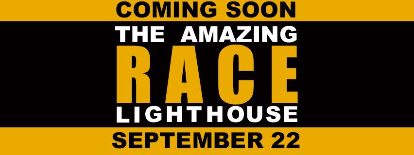 Amazing Race coming soon