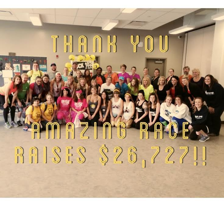 Amazing Amount Raised!!