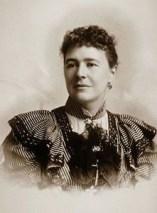 Lady Ishbel Gordon Aberdeen, founder of the VON