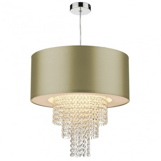 Decorative Non Electric Gold Ceiling Pendant Shade w ... on Decorative Wall Sconces Non Lighting id=78851