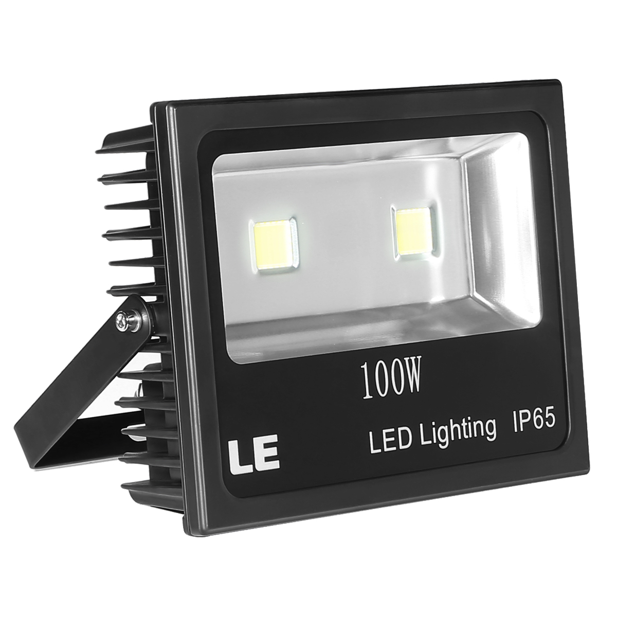 100W LED Floodlights  Waterproof 10150lm Outdoor Security Lights   LE