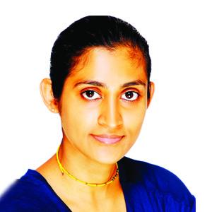 Cover Story Meghana Shetty, Co Founder Pg 15